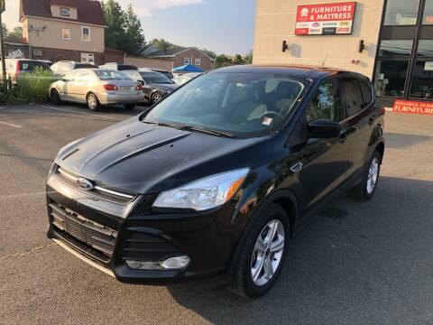2016 Ford Escape for sale at MAGIC AUTO SALES in Little Ferry NJ
