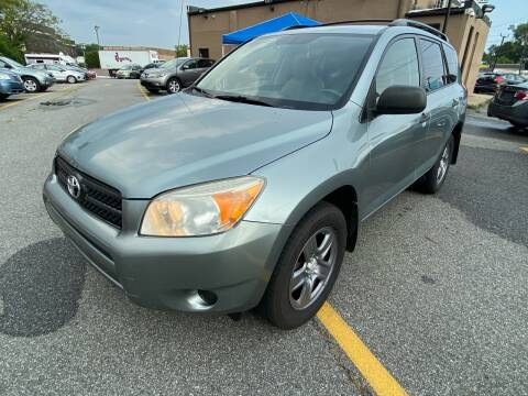 2008 Toyota RAV4 for sale at MAGIC AUTO SALES - Magic Auto Prestige in South Hackensack NJ
