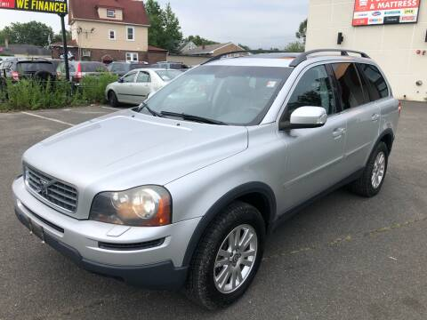 2008 Volvo XC90 for sale at MAGIC AUTO SALES in Little Ferry NJ