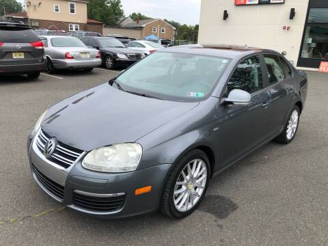 2008 Volkswagen Jetta for sale at MAGIC AUTO SALES in Little Ferry NJ