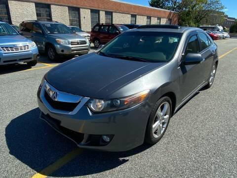 2010 Acura TSX for sale at MAGIC AUTO SALES - Magic Auto Prestige in South Hackensack NJ