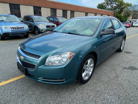 2009 Chevrolet Malibu for sale at MAGIC AUTO SALES - Magic Auto Prestige in South Hackensack NJ
