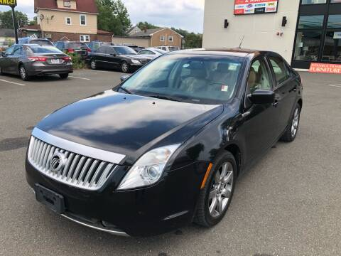 2010 Mercury Milan for sale at MAGIC AUTO SALES in Little Ferry NJ