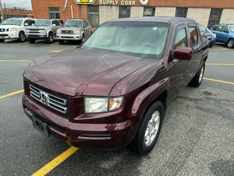 2008 Honda Ridgeline for sale at MAGIC AUTO SALES - Magic Auto Prestige in South Hackensack NJ