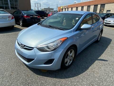 2011 Hyundai Elantra for sale at MAGIC AUTO SALES - Magic Auto Prestige in South Hackensack NJ