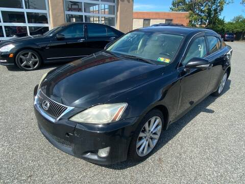 2009 Lexus IS 250 for sale at MAGIC AUTO SALES - Magic Auto Prestige in South Hackensack NJ