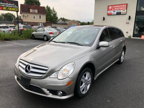 2008 Mercedes-Benz R-Class for sale at MAGIC AUTO SALES in Little Ferry NJ