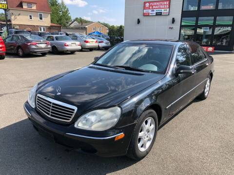 2000 Mercedes-Benz S-Class for sale at MAGIC AUTO SALES in Little Ferry NJ
