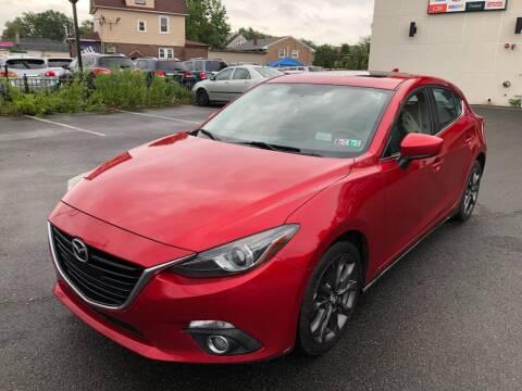 2015 Mazda MAZDA3 for sale at MAGIC AUTO SALES in Little Ferry NJ