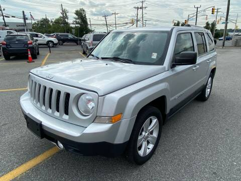 2013 Jeep Patriot for sale at MAGIC AUTO SALES - Magic Auto Prestige in South Hackensack NJ