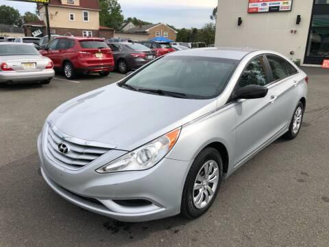 2011 Hyundai Sonata for sale at MAGIC AUTO SALES in Little Ferry NJ