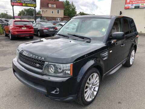 2011 Land Rover Range Rover Sport for sale at MAGIC AUTO SALES in Little Ferry NJ