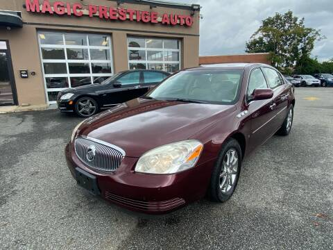 2007 Buick Lucerne for sale at MAGIC AUTO SALES - Magic Auto Prestige in South Hackensack NJ