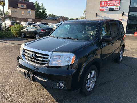 2013 Honda Pilot for sale at MAGIC AUTO SALES in Little Ferry NJ