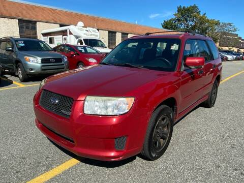 2008 Subaru Forester for sale at MAGIC AUTO SALES - Magic Auto Prestige in South Hackensack NJ