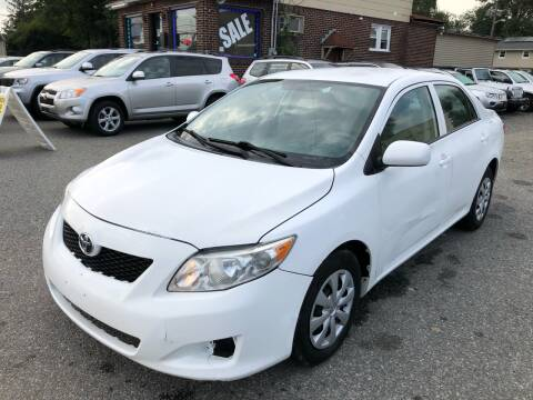 2010 Toyota Corolla for sale at MAGIC AUTO SALES in Little Ferry NJ