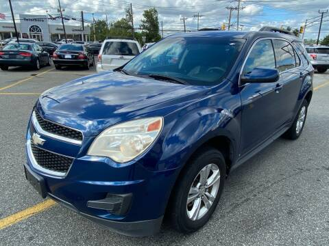 2010 Chevrolet Equinox for sale at MAGIC AUTO SALES - Magic Auto Prestige in South Hackensack NJ