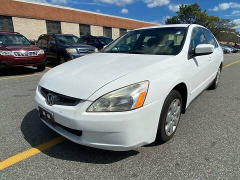 2003 Honda Accord for sale at MAGIC AUTO SALES - Magic Auto Prestige in South Hackensack NJ