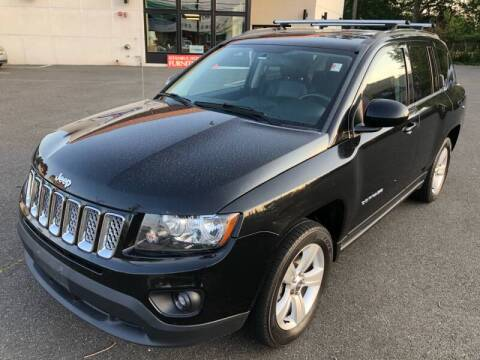 2014 Jeep Compass for sale at MAGIC AUTO SALES in Little Ferry NJ
