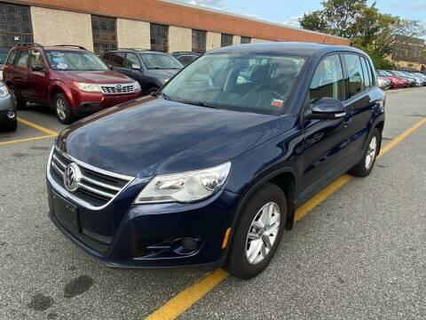 2011 Volkswagen Tiguan for sale at MAGIC AUTO SALES - Magic Auto Prestige in South Hackensack NJ