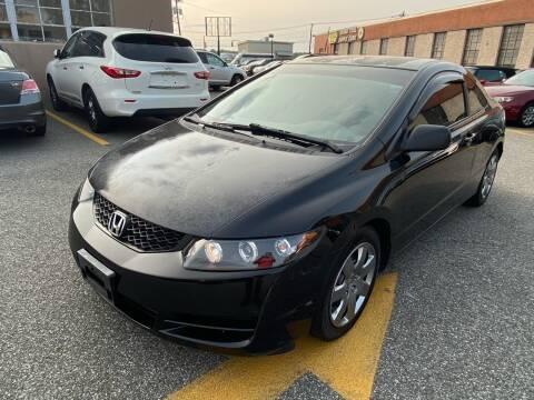 2011 Honda Civic for sale at MAGIC AUTO SALES - Magic Auto Prestige in South Hackensack NJ