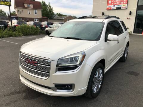 2014 GMC Acadia for sale at MAGIC AUTO SALES in Little Ferry NJ