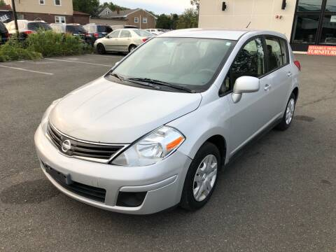 2012 Nissan Versa for sale at MAGIC AUTO SALES in Little Ferry NJ