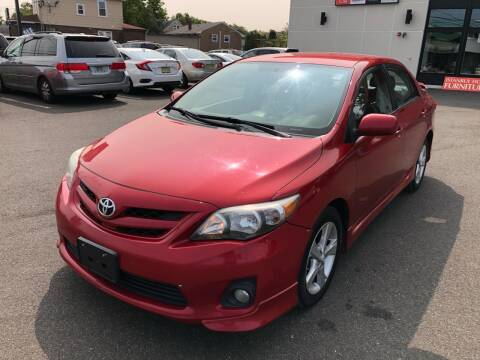 2013 Toyota Corolla for sale at MAGIC AUTO SALES in Little Ferry NJ