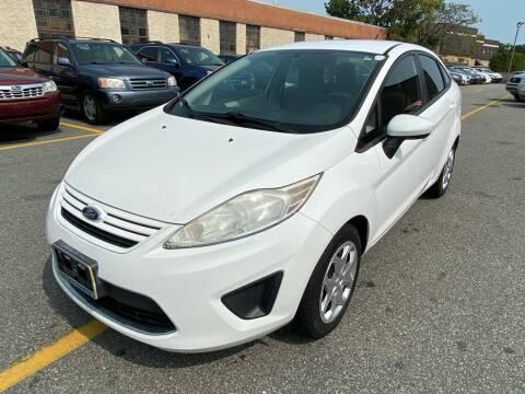 2011 Ford Fiesta for sale at MAGIC AUTO SALES - Magic Auto Prestige in South Hackensack NJ