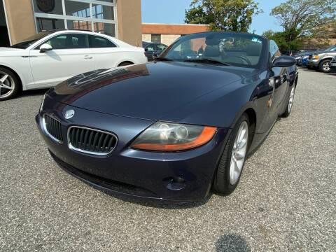 2003 BMW Z4 for sale at MAGIC AUTO SALES - Magic Auto Prestige in South Hackensack NJ