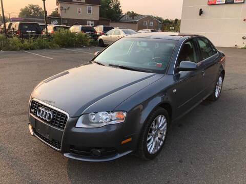 2008 Audi A4 for sale at MAGIC AUTO SALES in Little Ferry NJ