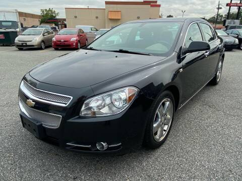 2008 Chevrolet Malibu for sale at MAGIC AUTO SALES - Magic Auto Prestige in South Hackensack NJ