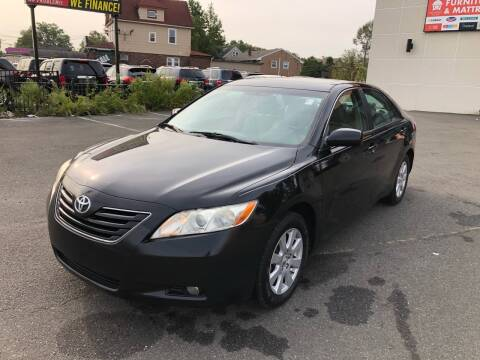 2007 Toyota Camry for sale at MAGIC AUTO SALES in Little Ferry NJ