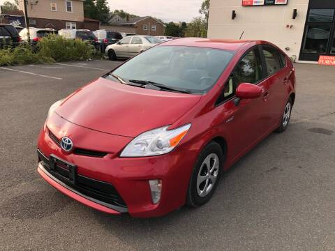 2014 Toyota Prius for sale at MAGIC AUTO SALES in Little Ferry NJ
