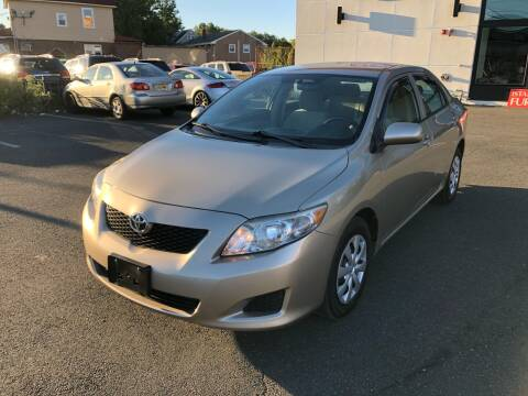 2009 Toyota Corolla for sale at MAGIC AUTO SALES in Little Ferry NJ