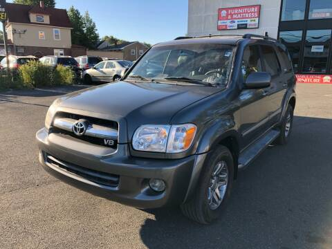 2005 Toyota Sequoia for sale at MAGIC AUTO SALES in Little Ferry NJ