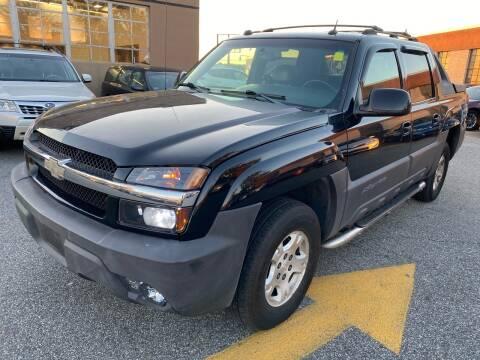 2004 Chevrolet Avalanche for sale at MAGIC AUTO SALES - Magic Auto Prestige in South Hackensack NJ