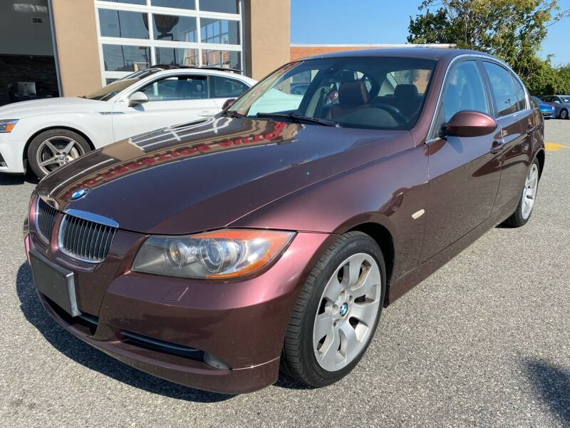 2006 BMW 3 Series for sale at MAGIC AUTO SALES - Magic Auto Prestige in South Hackensack NJ