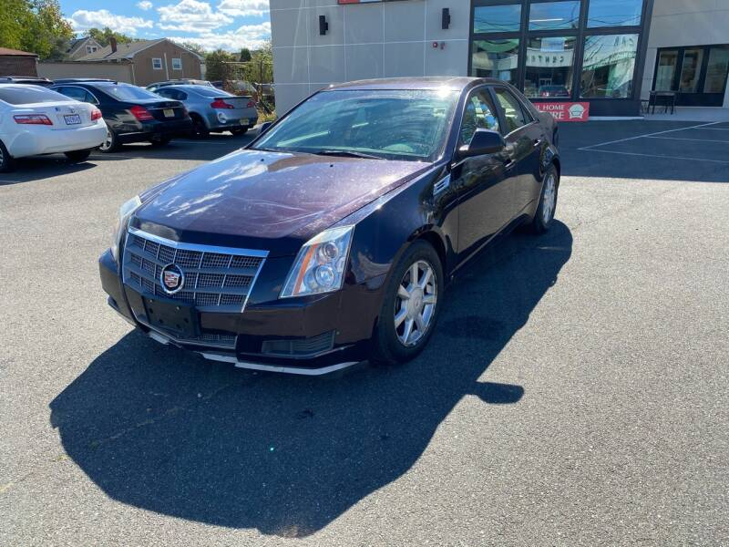 2009 Cadillac CTS for sale at MAGIC AUTO SALES in Little Ferry NJ