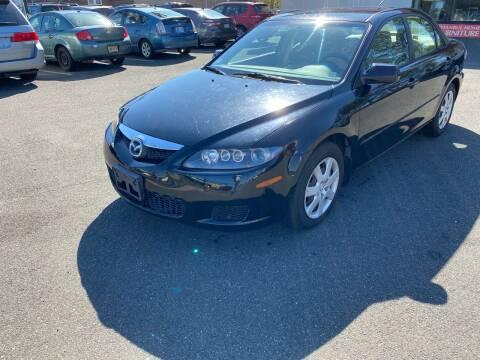 2007 Mazda MAZDA6 for sale at MAGIC AUTO SALES in Little Ferry NJ