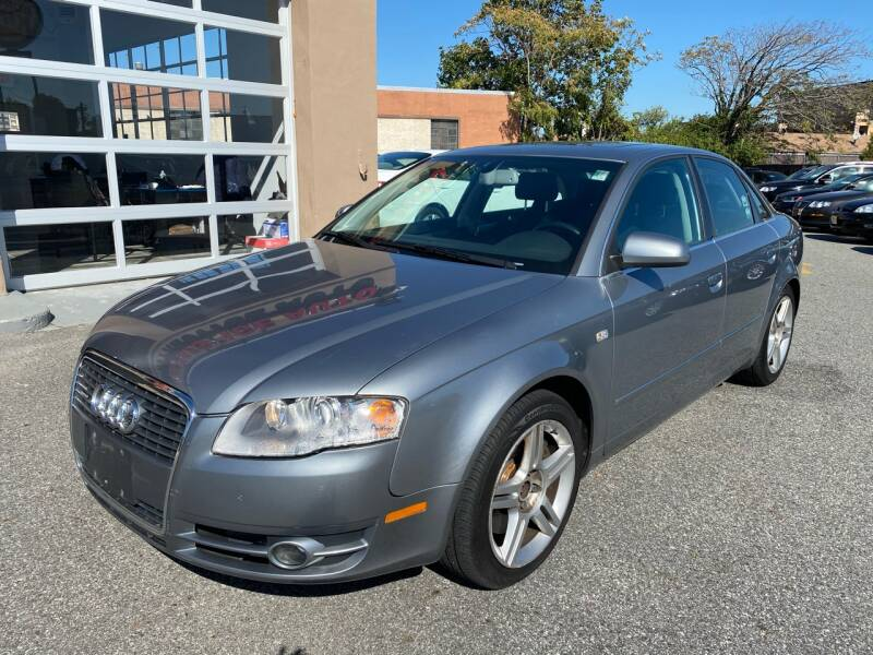 2007 Audi A4 for sale at MAGIC AUTO SALES - Magic Auto Prestige in South Hackensack NJ