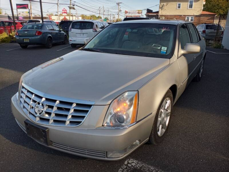 2007 Cadillac DTS for sale at MAGIC AUTO SALES in Little Ferry NJ