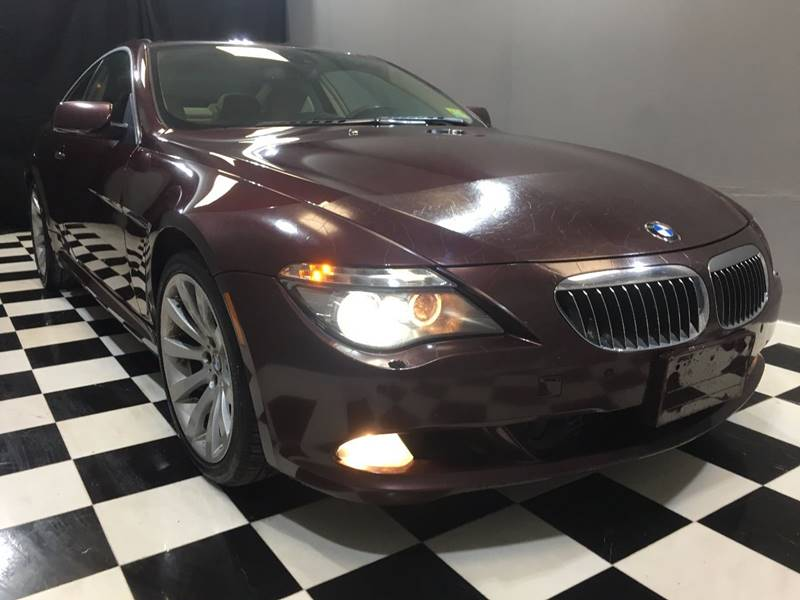 2009 BMW 6 Series for sale at MAGIC AUTO SALES in Little Ferry NJ