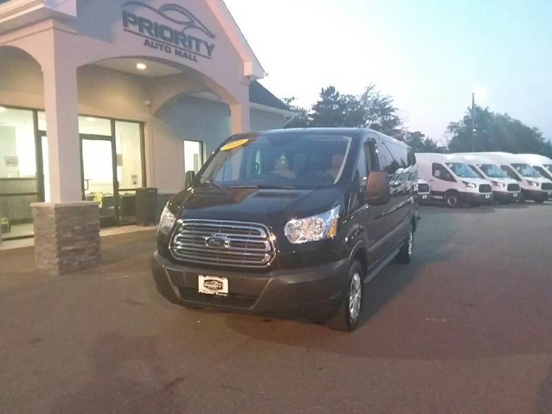 2016 Ford Transit Wagon 350 XLT 3dr LWB Low Roof Passenger Van w/60/40 Passenger Side Doors - Lakewood NJ