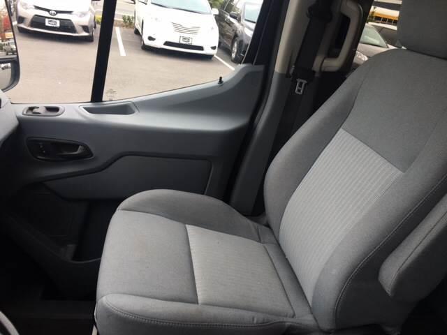 2015 Ford Transit Wagon 350 XLT 3dr LWB Low Roof Passenger Van w/Sliding Passenger Side Door - Lakewood NJ
