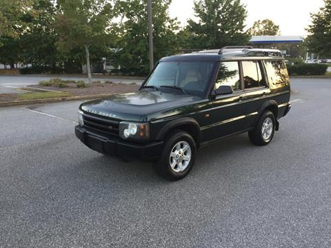 2003 Land Rover Discovery for sale in Duluth, GA