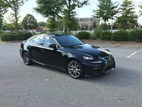 2014 Lexus IS 250 for sale in Duluth, GA