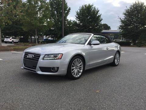 Used 2012 Audi A5 For Sale In Searcy Ar Carsforsale