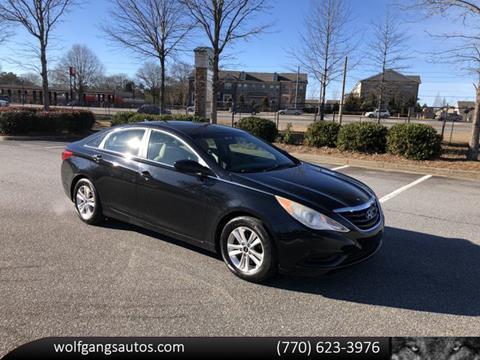 2011 Hyundai Sonata for sale in Duluth, GA