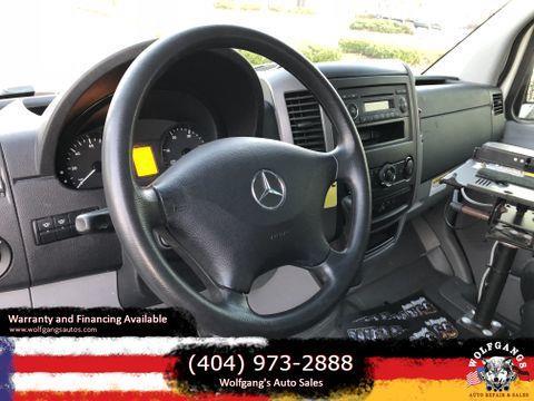 2013 Mercedes-Benz Sprinter Cargo